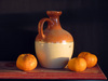 Jug and Tangerines