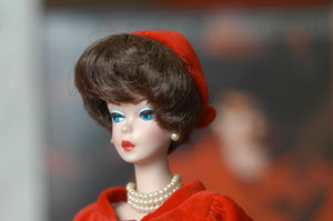 Collector Barbie 1