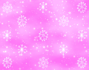 Stars Snowflakes Background 12
