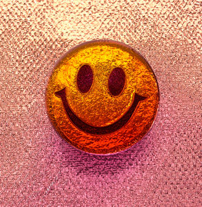 copper foil smile