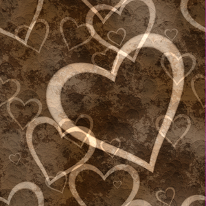 Hearts Background 6