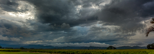 Stormy Afternoon - Nunderi NSW
