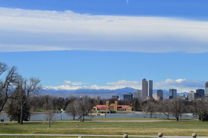 Denver City Park: Denver Colorado
