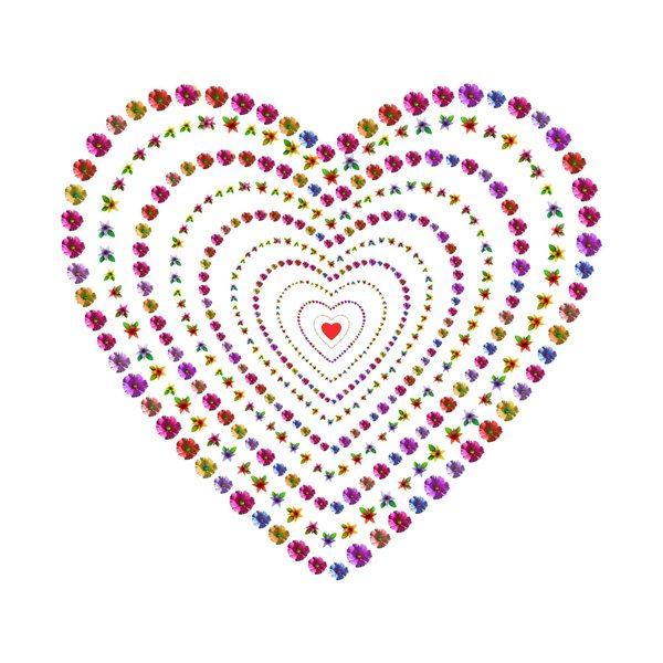 Heart Shapes 6