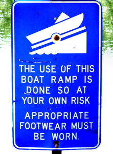 boat ramp risk