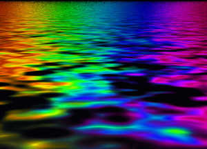 Rainbow Reflections 3: Lights reflecting in water in warm carnival colours. You may prefer:  http://www.rgbstock.com/photo/2dyWx2m/Rainbow+Reflections  or:  http://www.rgbstock.com/photo/oS9ynzW/Rainbow+Reflections+2
