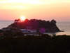 Sunset over Kusadasi